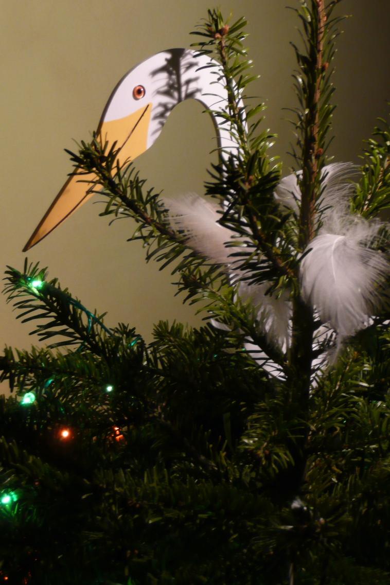 Ambiance de fin décembre
